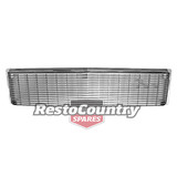 Holden HX Statesman UPPER Grille With Stainless Steel Chrome Trim NEW hj hz