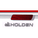 Holden Commodore VN SS Body Decal / Sticker Kit Complete