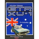 Holden Torana History and Technical Specification Book LC LJ manual 173 186 202