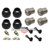 Holden Front Lower Suspension Bush Kit EH Ute Van. HD HR  4pcs