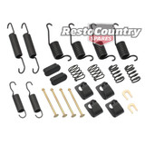 Holden Drum Brake Shoe Spring Hold Down Retainer Pin Kit HK HT HG HQ HJ HX HZ WB