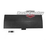 Holden Console Lid BLACK + Spring HK HT HG All Models Kingswood Monaro Belmont