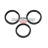Door Lock Barrel Gasket Seals Ford XK-XH. Holden FE-HG HQ-VZ LC-UC. Valiant AP5-