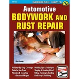 Automotive Bodywork & Rust Repair Manual book panel work