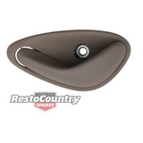 Holden Commodore NEW Inner Door Handle Left REAR TAUPE VT VX VY VZ WH WK WL
