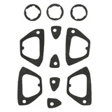 Holden Door Handle & Lock Seal Gasket Kit HD HR HK HT HG