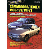 Holden Commodore / Toyota Lexcen VR VS Workshop Repair Manual book