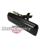 Ford Front LEFT Door Handle Black XG XH Ute Van Falcon Fairmont