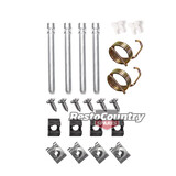 Holden Torana LJ LH LX Headlight Screws & Fitting Kit