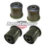 Holden Lower Control Arm Bushes x4 NEW HZ WB RTS suspension inner pivots