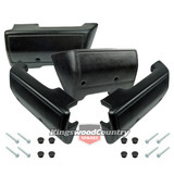 Holden HK HT HG Front +Rear Left +Right Arm Rest Armrest Sedan Wagon Monaro x4