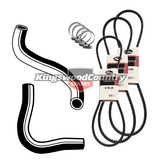 Holden Service Radiator Hose +Clamp +Fan +AC +PS Belt Kit HZ 6cy 173 202 Air #F