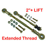 "Nissan Patrol GU REAR 2""+ Lift. EXTENDED Thread Adjustable Sway Bar Link Set"