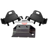 Holden Torana 253 308 V8 Engine & Trans Mount set LH LX