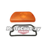 Holden Front Indicator Lens + Gasket Amber Torana LH LX Left or Right x1
