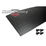 Holden Torana LH LX Rear Parcel Shelf Black Grained board trim panel