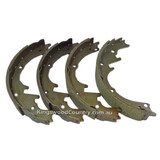 Holden REAR Drum Brake Shoes Set NEW EJ EH HD HR Gemini TX TC TD pad