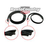 Ford Bailey Channel Front +Rear XR XT XW XY ZA ZB ZC ZD. Rear XA XB XC