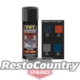 VHT High Temperature Spray Paint WRINKLE PLUS BLACK dash firewall cover shifters