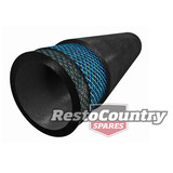 Straight Rubber Radiator Hose 57mm ID X 1000mm HIGH QUALITY Reinforced coolant