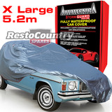 Autotecnica Stormguard Car Cover HK HT HG HQ HJ HX HZ WB Full Waterproof Protect