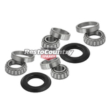 Holden Front Wheel Bearing Kits PAIR HQ HJ HX HZ WB QUALITY x2 roller rim