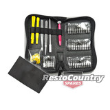Gadget Repair Tool Repair Kit 51 Piece Professional Grade+Case Electronic screen