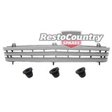 Holden Commodore VK Grille + FREE Rubber Grommets x3 grill bonnet bumper