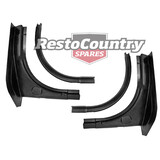 Ford Lower Boot Corner + Channel Kit Left + Right XA XB XC Sedan Rust Panel