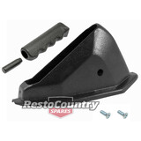 Holden Late HX - HZ Handbrake Cover and Handle / Grip hand brake