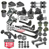 KIT 3. Ford Tie Rod+Ball Joint+Idler+ MANUAL Pitman+Saddle XD XE XF XG ZJ ZK ZL