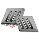 Holden Torana GTR Guard Fender Flute Left + Right LC LJ x2