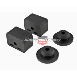 Holden Radiator Fitting Bush Kit WB VB VC VH VK VL V8 6cyl rubber mount