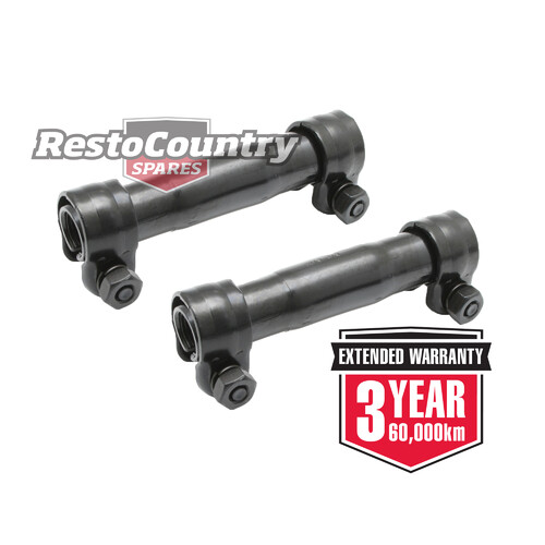 Ford Tie Rod Adjuster Sleeve x2 Kit XR XT XW XY XA XB XC XD XE XF ZA-ZL adjusting